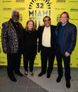 Mark Moormann, Singer Benny Latimore, Marcia Radclife and Singer Timmy Thomas