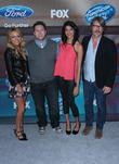 Becki Newton, Nate Torrence, Meera Rohit Kumbhan and Zachary Knighton