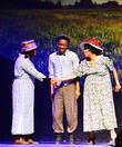 The Color Purple, Tashika Benson, Todd RaSean and Jennifer Holliday