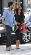 Lenny Kravitz and Lisa Bonet