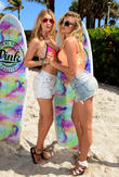 Gigi Hadid and Rachel Hilbert