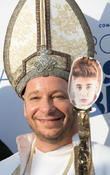 Justin Bieber and Jeff Ross
