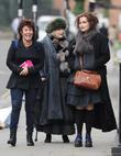 Helena Bonham Carter and Ruby Wax