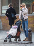 Sienna Miller and Marlowe Sturridge