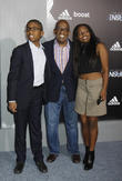 Al Roker and And His Kids