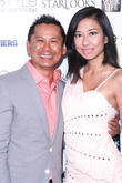Ken Alcazar and Anita Chang