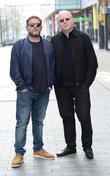 Shaun Ryder and Alan McGee