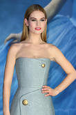 Lily James Admits Personal Grief Aided 'Cinderella' Performance