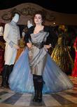 Helena Bonham Carter Backs Lily James In Size Row
