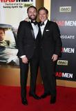 Vincent Kartheiser and Kevin Rahm