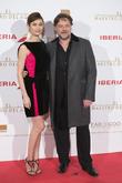 Russell Crowe and Olga Kurylenko