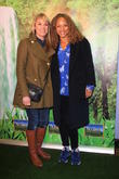 Tamzin Outhwaite and Angela Griffin