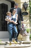 Gwen Stefani and Apollo Bowie Flynn Rossdale