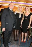 Margo, John Catsimatidis and Andrea Catsimatidis
