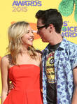 Audrey Whitby and Joey Bragg