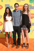 Cristine Prosperi, Justin Kelly and Karis Camero