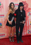 Courtney Bingham Sixx and Nikki Sixx