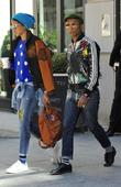 Pharell and Helen Lasichanh