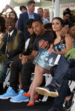 Tyrese Gibson, Michelle Rodriguez, Ludacris and Jordana Brewster