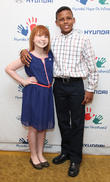 Ashley Burnette and Kenny Thomas