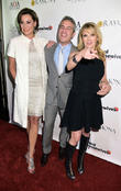 Countess Luann de Lesseps, Andy Cohen and Ramona Singer