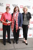 Catherine Mallyon, Gregory Doran and Guest