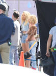 Iggy Azalea and Britney Spears