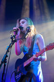 Wolf Alice and Ellie Rowsell