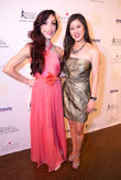 Meryl Davis and Kristi Yamaguchi