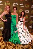 Korie Robertson, Sadie Robertson and Bella Robertson