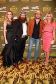 Korie Robertson, Willie Robertson, Jason Aldean and Brittany Kerr Aldean