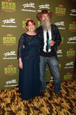 Uncle Si Robertson and Christine Robertson