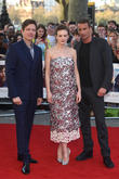 Carey Mulligan, Matthias Schoenaerts and Thomas Vinterberg
