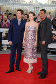 Thomas Vinterberg, Carey Mulligan and Matthias Schoenaerts
