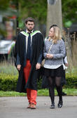 Jack Whitehall and Kimberley Nixon