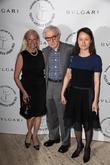 Karen LeFrak, Woody Allen and Soon Yi-Allen