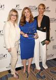 Laura Lizer, Nicole Lorey and Amber Valletta