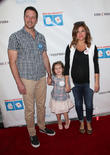 Brady Smith, Harper Renn Smith and Tiffani Thiessen