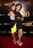 Karina Smirnoff and Melissa Rycroft