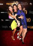 Karina Smirnoff, Melissa Rycroft and Samantha Harris