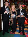 Roy Black, Lea Black and Emilio Estefan