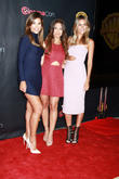 Liz Hernandez, Rocsi Diaz and Renee Bargh