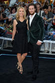 Sam Taylor Johnson and Aaron Taylor Johnson
