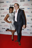 Shanola Hampton and David Nevins