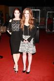 Priscilla Presley and Lisa Marie Presley