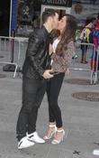 Kevin Jonas and Danielle Jonas