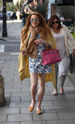 Lindsay Lohan's Stepmum Back In Rehab
