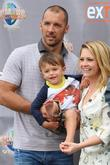 Melissa Joan Hart, Mark Wilkerson and Tucker Wilkerson