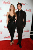 Cara Delevingne and Nat Wolff
