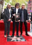 Tom Petty, Jeff Lynne and Joe Walsh